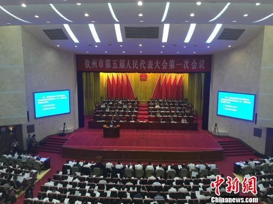 广西钦州打造战略性新兴产业集群