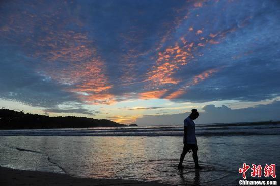 资料图:泰国海滩