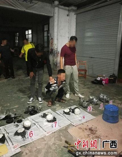 广西玉林警方摧毁一特大跨国贩毒团伙 缴毒逾10公斤