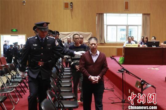广西中美天元集团骗贷420亿一审宣判 主犯吴东领刑10年半