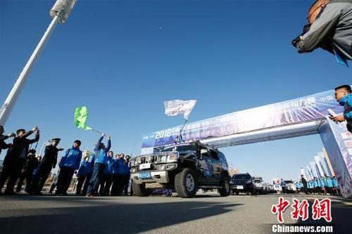 """中国―东盟汽车拉力赛向东盟抛文体合作""""橄榄枝"""""""