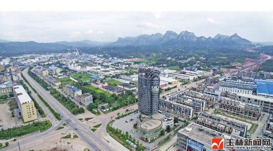 容县人民政府承办的2016年海外华侨华人玉林恳亲大会将在玉林市容县