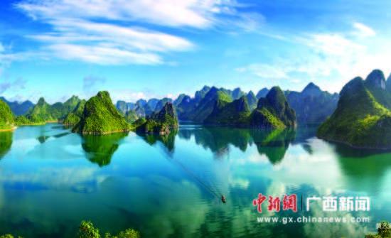 杨志雄)广西南宁市上林县围绕
