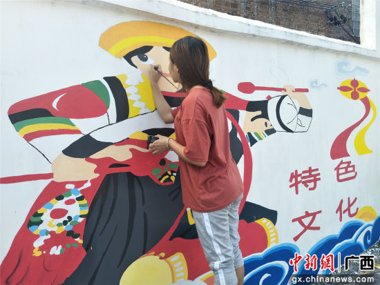 忻城县红渡镇规划图