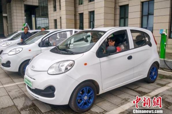 共享汽车正式进驻桂林 将逐步覆盖阳朔等旅游县域