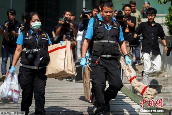 泰国曼谷一军队医院遭炸弹袭击 发生爆炸