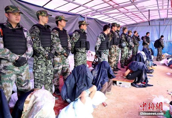 广西警方侦破特大案件 缴获制毒原材料87吨