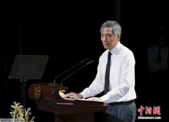 李显龙就家族内斗向新加坡人道歉:损害了国家声誉