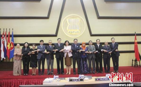 中国―东盟互联互通合作委员会第三次会议在印尼雅加达举行