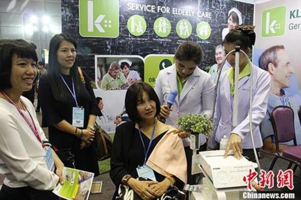 泰国力求打造世界医疗旅游中心