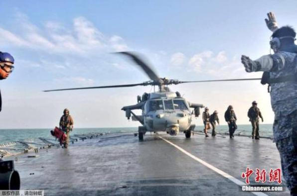 马来西亚暂停美舰失踪船员搜救行动