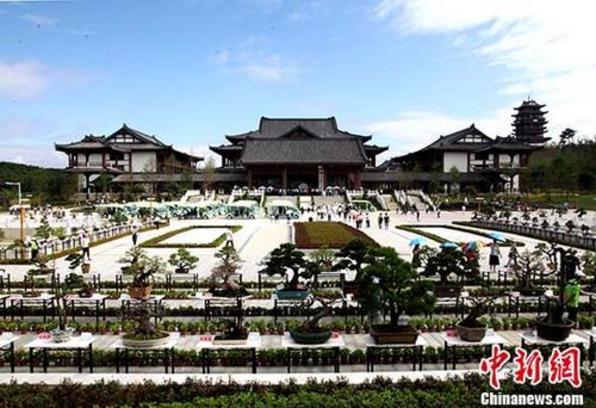 第十届广西园博会在贺州开幕