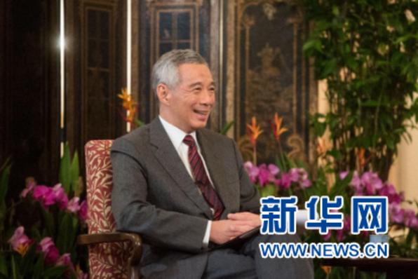 李显龙分享坐中国高铁经历 想来中国体验无现金支付