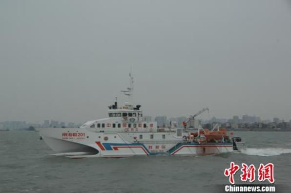 救捞系统南部海区应急救援演练在北海举行