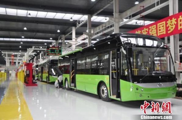 广西加速新能源电动车产业发展 瞄准东盟市场