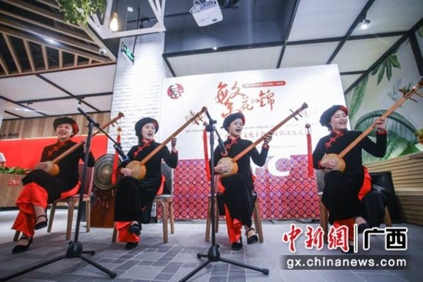 """全国首家""""广西民族文化主题餐厅""""在南宁面世"""