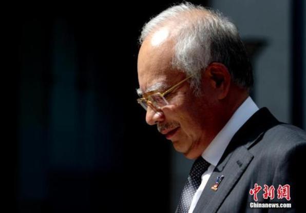 马来西亚总理称政府永远不会向恐怖主义妥协