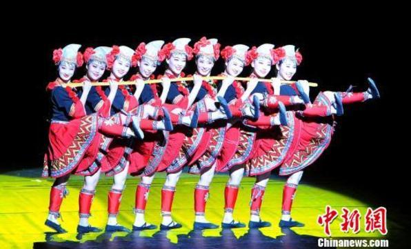 《八桂大歌》诞生15年连演4519场