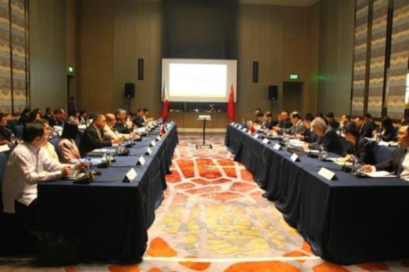 中国-菲律宾南海问题双边磋商机制第二次会议在马尼拉举行