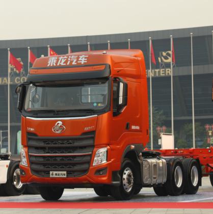 长途运输新利器 详解乘龙H7 550马力牵引车