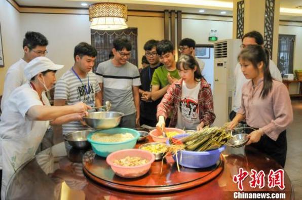 泰国留学生开户送体验金学包粽子 体验2017注册送体验金白菜味道