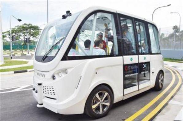 新加坡交通解决方案很独特