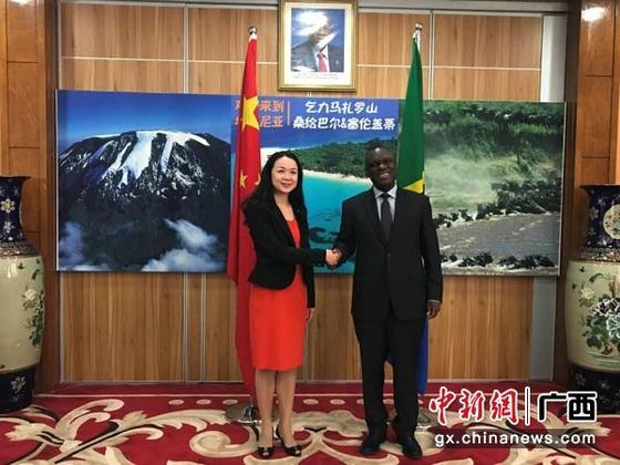 坦桑尼亚担任第15届东博会特邀合作伙伴