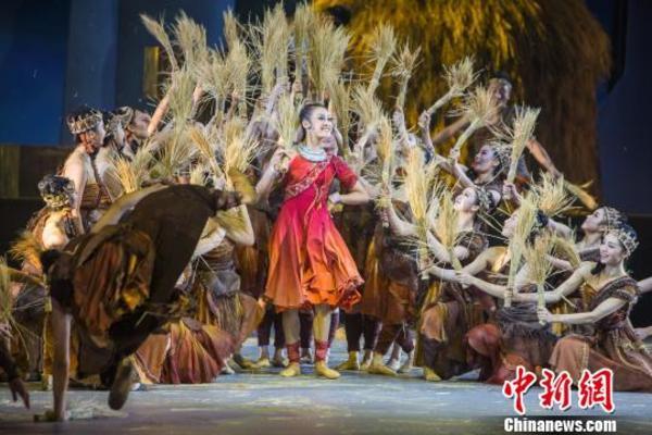 大型原创舞剧《花界人间》南宁首演 演绎壮族浪漫生命之魂