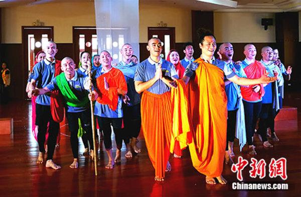 菲律宾佛光山原创《悉达多太子音乐剧》将赴美演出