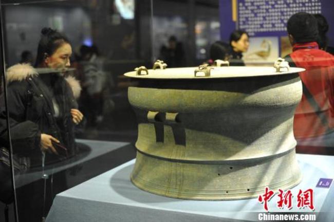 88必发手机网页官网成立60周年文物博物馆事业成果展举行