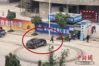 广西南宁包工头讨薪不成驾豪车追撞工程负责人