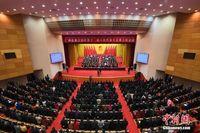 广西第十二届人民代表大会第六次会议在南宁闭幕