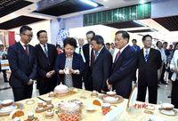 第七届中国(北流)国际陶瓷博览会开幕