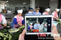 广西融安电子监管食品安全
