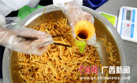 广西山区首家袋装螺蛳粉企业获出口资格