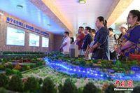 """海外华文媒体南宁探访海绵城市建设 感受会呼吸的""""绿城"""""""