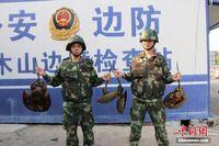 广西边防查获90只国家二级保护动物东方鲎