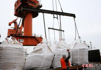广西钦州港吞吐量突破8000万吨