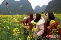 广西融水:春暖花开闹新春