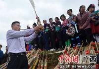 广西三江热闹坡会展民族风情