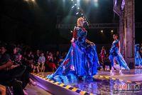 桂林大学生服装毕业作品秀大展时尚风