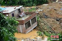 开户送体验金田林遭暴雨袭击 20栋房屋倒塌