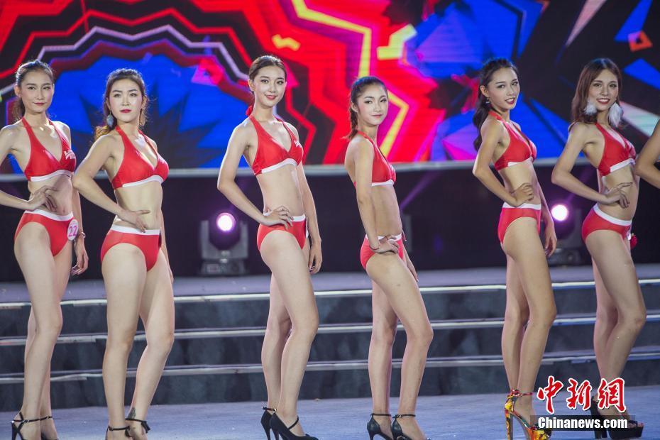 第68届世界小姐开户送体验金赛区总决赛在开户送体验金环江举行