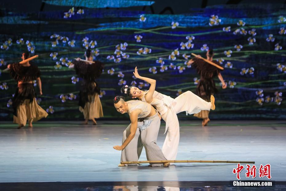 舞剧《刘三姐》将在广西首演 献礼澳门美高梅网上娱乐改革开放40周年