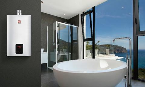 樱花燃气热水器 真正舒适洗浴时代来临
