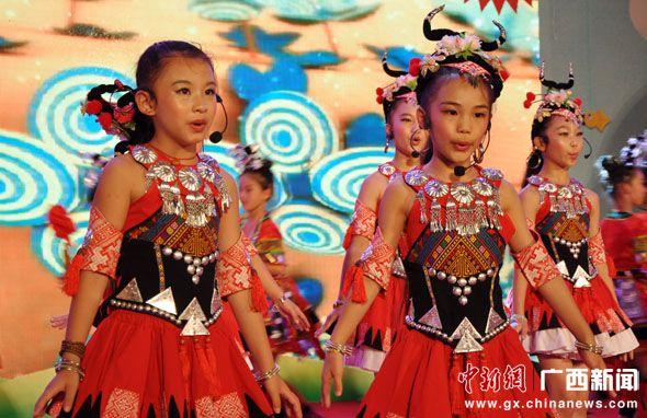 六一節兒童舞蹈發型分享展示