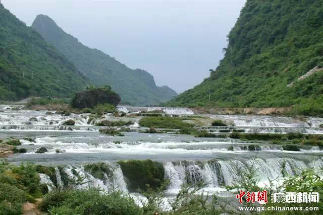 鹿寨县成功入选广西特色旅游名县备选县